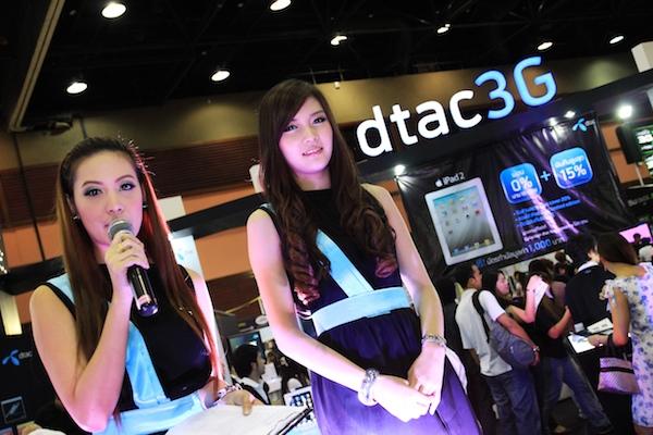 Thailand Mobile Expo Showcase 2011 Pretty2 38
