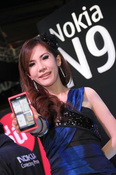 Thailand Mobile Expo Showcase 2011 Pretty2 40