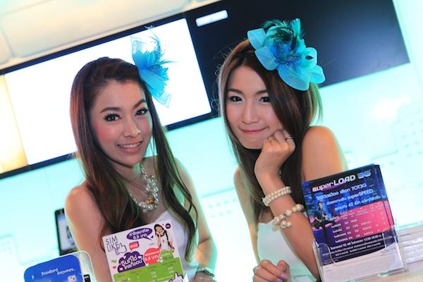 Thailand Mobile Expo Showcase 2011 Pretty2 46