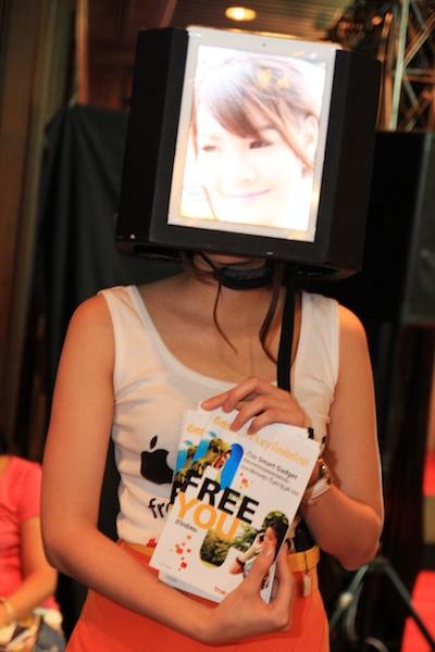 Thailand Mobile Expo Showcase 2011 Pretty2 5