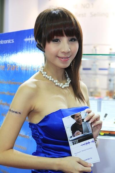 Thailand Mobile Expo Showcase 2011 Pretty2 6