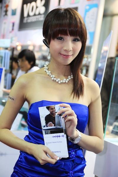 Thailand Mobile Expo Showcase 2011 Pretty2 7