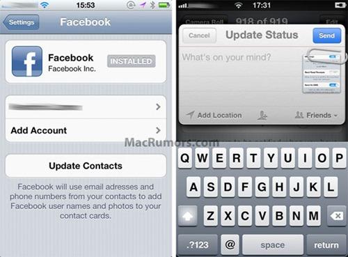 ก็คนเขาอยากได้นี่ !! มือดีแต่งภาพ Facebook รวมร่างกับ iOS 5