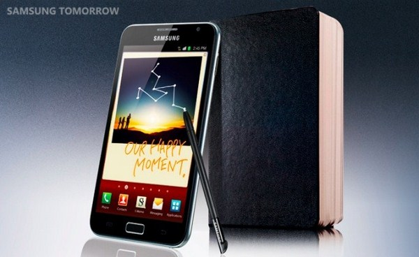samsung galaxy note ifa tablet phone