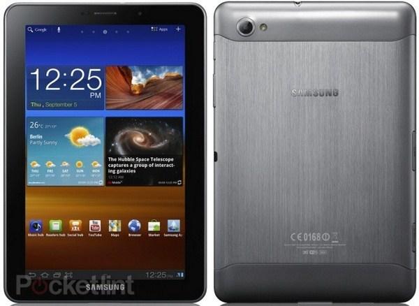 samsung galaxy tab 7 7 android tablet 0