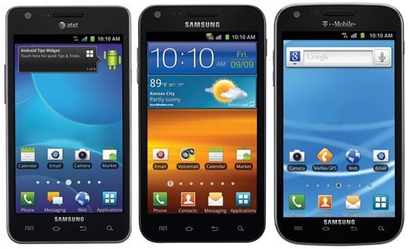 ของเขาแรงจริงๆ! Galaxy S II ยอดขายทั่วโลกทะลุ 10 ล้านเครื่องไปแล้ว