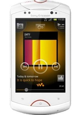 Sony Ericsson Live with Walkman เปิดตัวราคา 7,990 บาท
