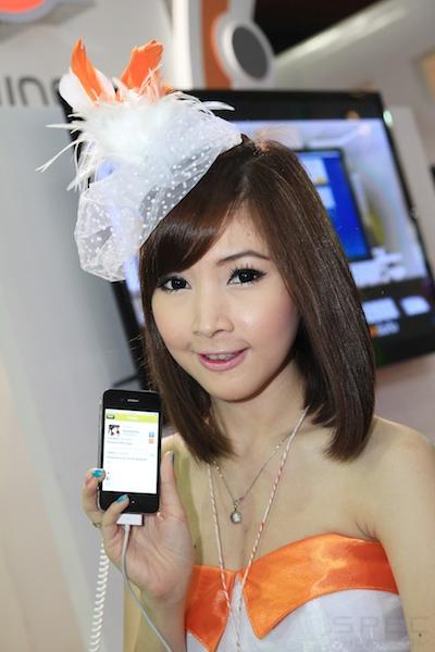 Thailand Mobile Expo Showcase 2011 Pretty2 53