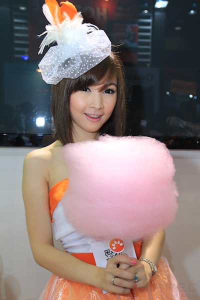 Thailand Mobile Expo Showcase 2011 Pretty2 60