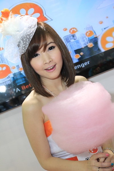 Thailand Mobile Expo Showcase 2011 Pretty2 61