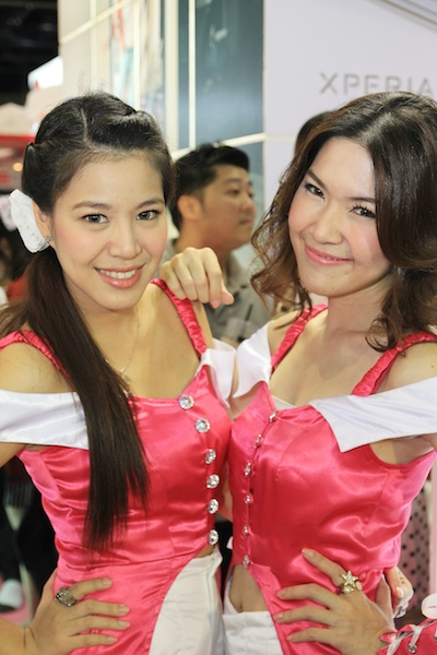 Thailand Mobile Expo Showcase 2011 Pretty2 67