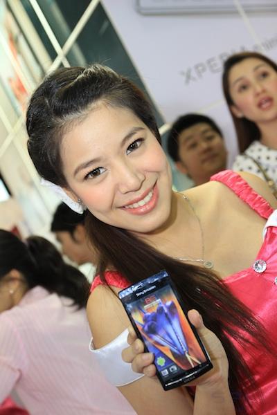 Thailand Mobile Expo Showcase 2011 Pretty2 69