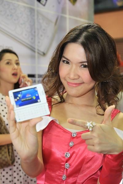 Thailand Mobile Expo Showcase 2011 Pretty2 71