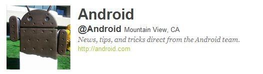ทีม Android เปิดบัญชี Twitter อย่างเป็นทางการ พร้อมเปิดตัวน้องใหม่ป้ายแดง