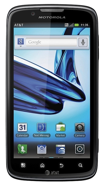 AT&T เปิดตัวสมาร์ทโฟน Android รวดเดียว 5 รุ่นในงาน CTIA 2011 : Atrix 2, Captivate Glide