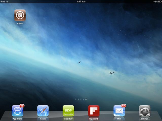 iPhone 4S และ iPad 2 เตรียมตัวเจลเบรกแบบ Untethered Jailbreak กันได้แล้ว