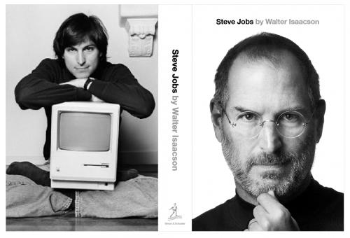 รอชม…หนังสืออัตชีวประวัติ Steve Jobs เลื่อนมาเปิดตัว 24 ตุลานี้