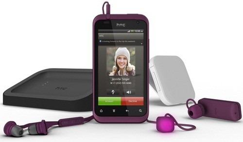 HTC Rhyme accessories for Verizon Wireless announced