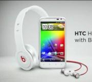 HTC Sensation XL Beats thu