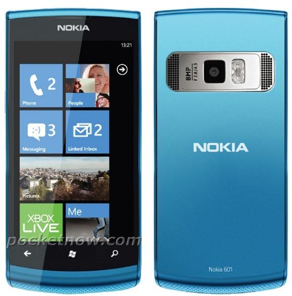 มาแล้วภาพชัดๆ Nokia Lumia 601: Windows Phone ตัวแรกที่อาจไม่ใช้กล้องออโต้โฟกัส