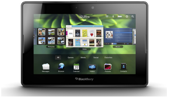 blackberry playbook launches April 19 20118