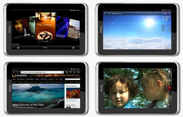 ซีอีโอ HTC เผยเตรียมเปิดตัวแท็บเล็ตควอดคอร์ในงาน MWC 2012