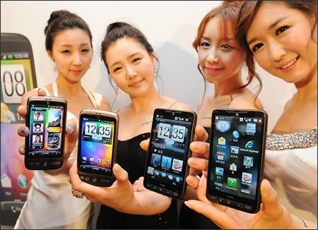 ลางไม่ดี !! HTC คาดการณ์ยอดขายไตรมาส 4 ร่วงลง 23%