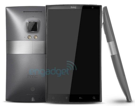 มาอีกตัว HTC Zeta สมาร์ทโฟน Quad Core ความเร็ว 2.5 GHz มาพร้อม Ice Cream Sandwich