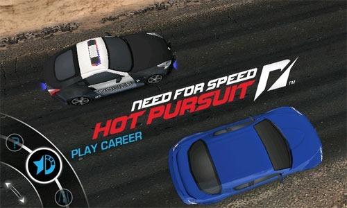 ผู้ใช้ Galaxy S II เฮ ได้เกมส์ Need for Speed Hot Pursuit ฟรี (แต่เล่นท่ายากหน่อย)