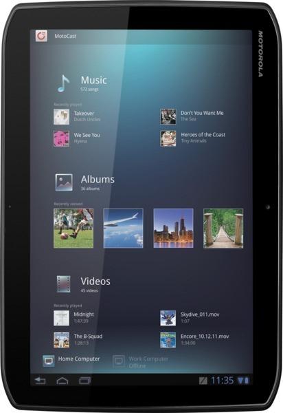 Motorola เปิดตัว Xoom 2 และ Xoom 2 Media Edition แล้วจ้า