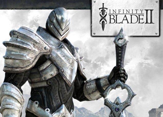 เปิดให้โหลดแล้วจ้า! Infinity Blade II เกมแอคชันภาพงามระดับคอนโซล
