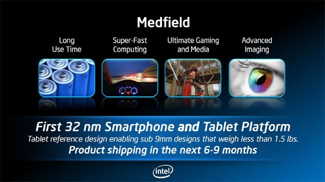 Intel-Medfield