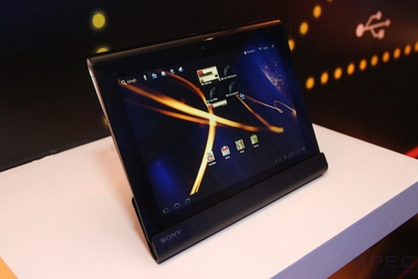 Preview Sony Tablet S1 - SP 1