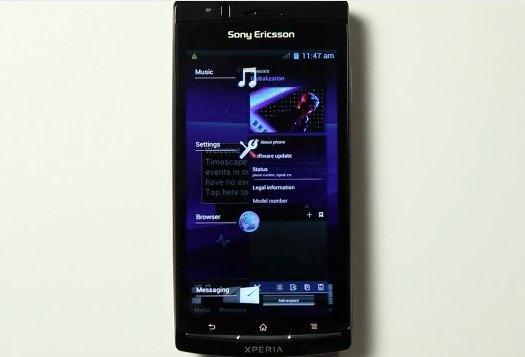 Sony Ericsson ปล่อยรอม Ice Cream Sandwich รุ่นทดสอบ, แผนจับมือ box ให้ความจุออนไลน์ 50 GB ใช้ได้แล้ว