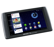 thumb a70b internet tablet