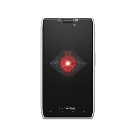 เผยโฉม Motorola Droid RAZR สีขาว พร้อมภาพตัวจริงทุกมุม