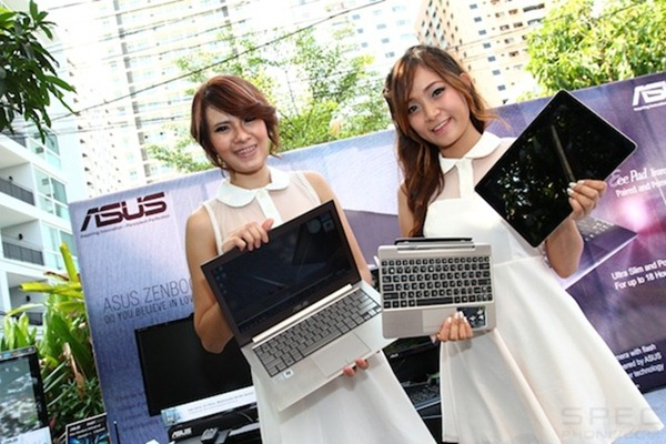Preview Asus Eee PC Transformer Prime 43