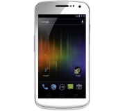 White Samsung Galaxy Nexus thu