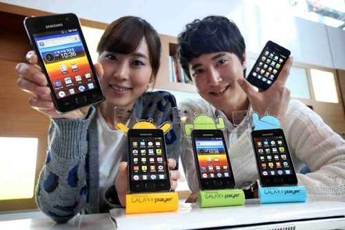 Samsung เปิดตัว Galaxy Player 3.6: เครื่องเล่นพลัง Android คนสุดท้อง