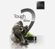 กระจกถึกเวอร์ชันสอง! เตรียมพบกับ Corning Gorilla Glass 2 ในงาน CES 2012