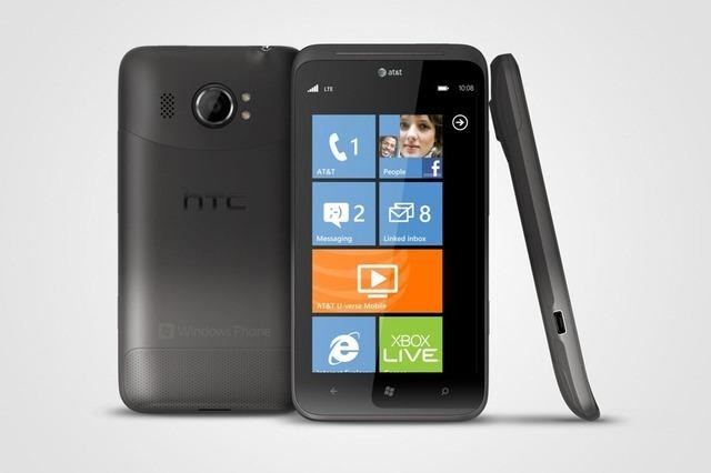 [CES 2012] AT&T เปิดตัวสมาร์ทโฟน LTE ยกชุด: HTC Titan II กล้อง 16.2 ล้านพิกเซล