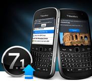 thuBlackBerry 7