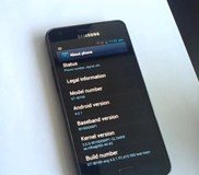 Value Pack ก็ไม่ได้ สรุปเเล้ว Samsung Galaxy S, Galaxy Tab ตันอยู่ที่ 2.3 เเบบเดิมๆ