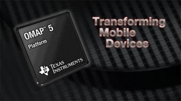 Texus Instruments โชว์อุปกรณ์ที่ใช้ชิป OMAP5 เตรียมวางขายปลายปีนี้