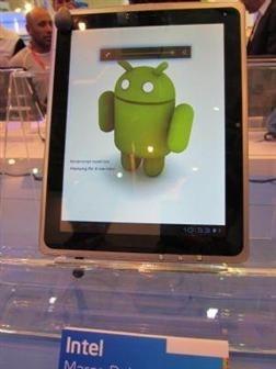Android รุ่นต่อไปจะรวม Chrome OS ไปด้วย, เน้นตลาดแท็บเล็ตพีซี