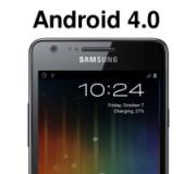 Samsung Galaxy S II ICS thu
