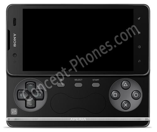 ภาพเรนเดอร์ Sony Xperia Play 2 หลุดมาแล้ว มีแววอาจเป๊ะ 90%