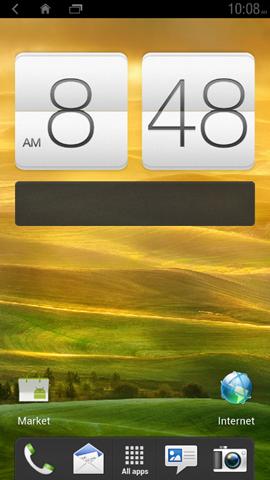 เผยอินเตอร์เฟซ เเละฟีเจอร์เพิ่มเติมของ HTC Endeavor ดู Sense 4.0 กันเเบบเต็มๆ พร้อม Wallpaper ไม่เหมือนของเก่า