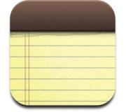 note app thu