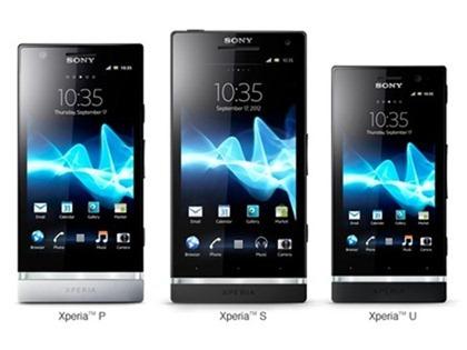 [MWC 2012] Xperia U เเละ Xperia P เปิดราคาเเล้วในยุโรป